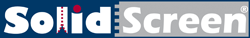 SolidScreen logo
